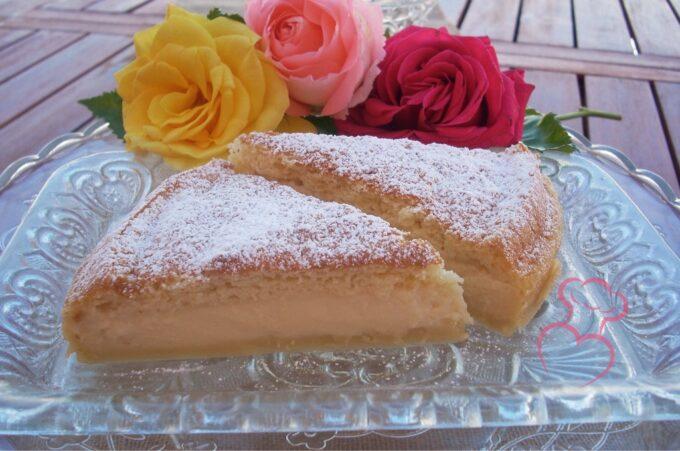 Magic cake o bizcocho mágico