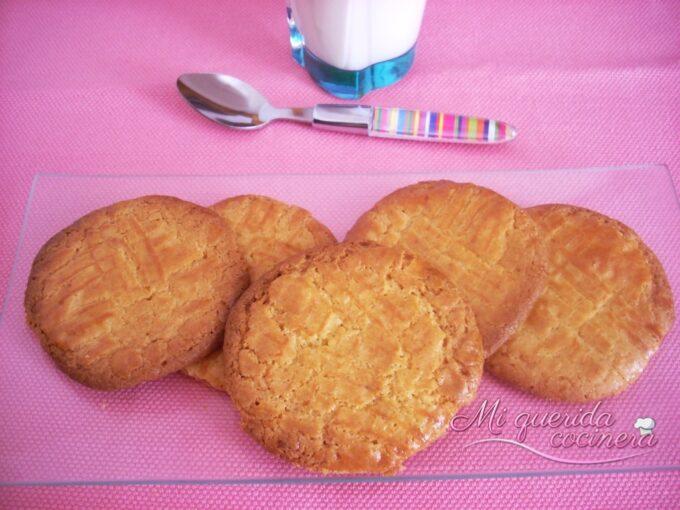Sables nantais galletas francesas