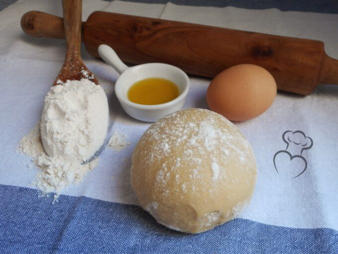 Pasta Fresca casera paso a paso