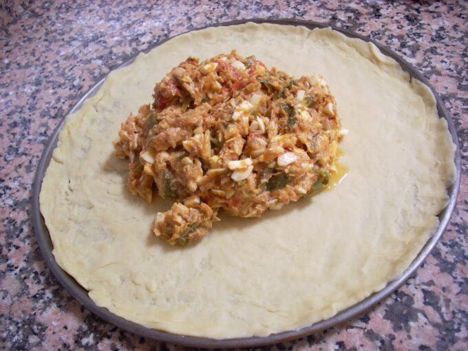 Empanada rejilla