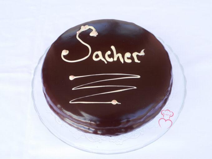Tarta Sacher