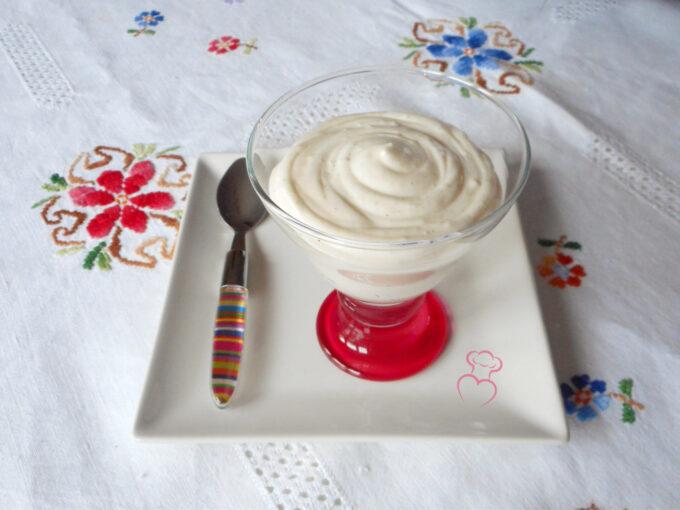 Crema ligera o Crème légère
