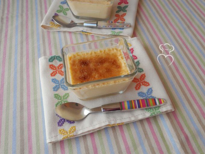 Crème Brûlée o Crema Brulé