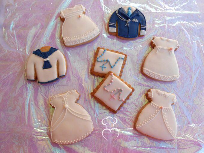 Especial galletas decoradas comunión