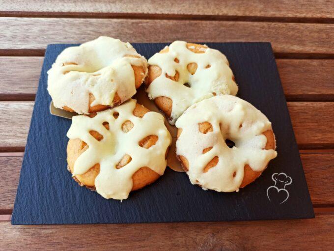 Rosquillas de San Isidro «listas»