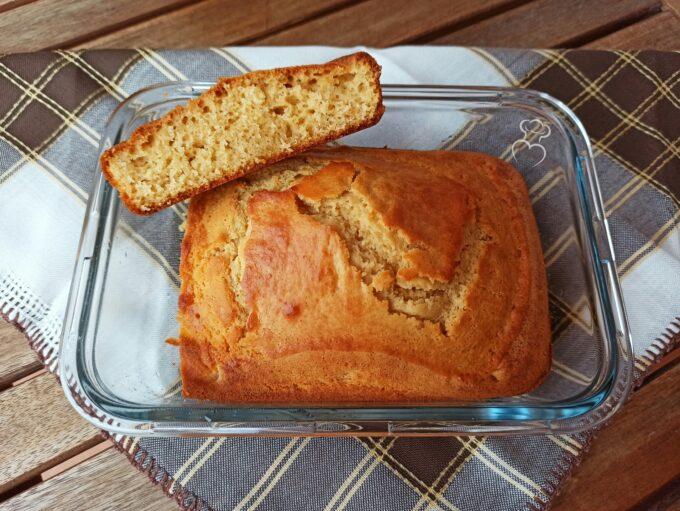 Pan de maiz y trigo