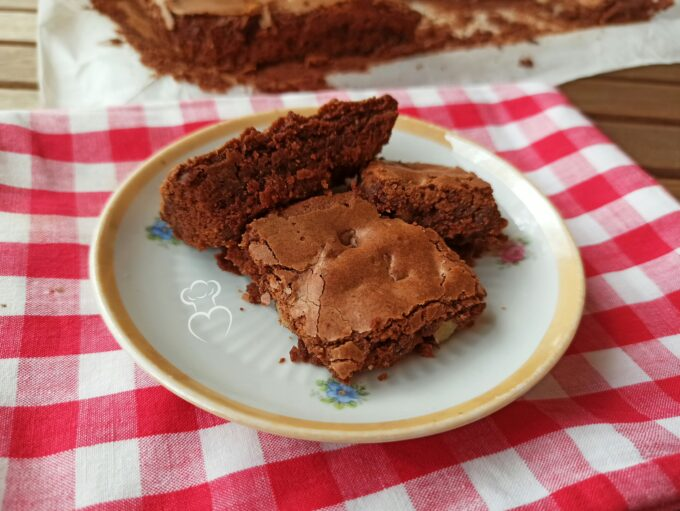 Brownie Clásico